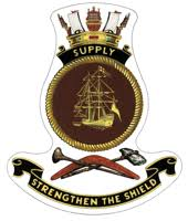 HMAS Supply Ships Crest