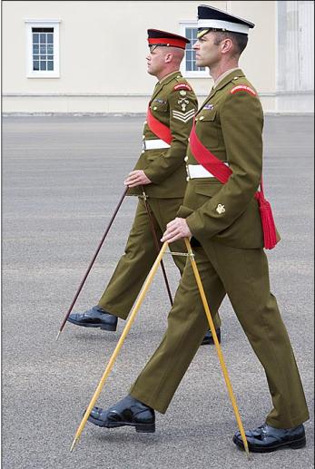British Army SNCOs