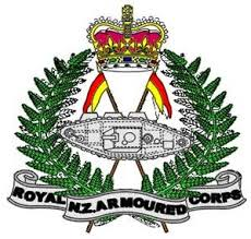 RNZAC Badge
