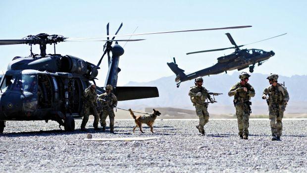 Commandos Afghanistan