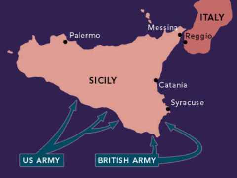Invasion of Sicily 1943