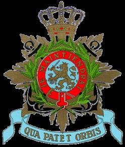 Korps Mariniers Capbadge