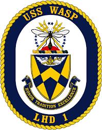 USS Wasp Badge