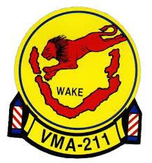 VMFA 211 Badge