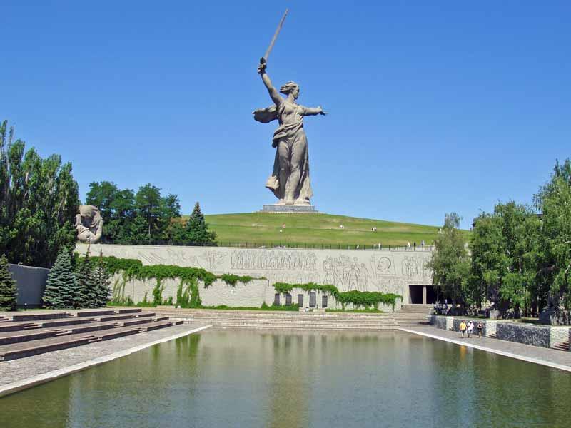 Stalingrad Memorial 2