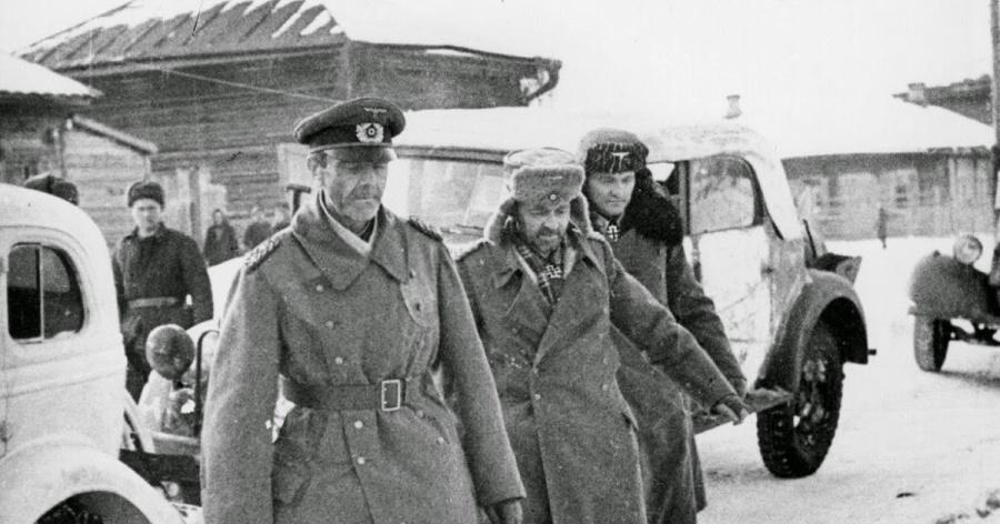 Stalingrad Von Paulus Surrenders