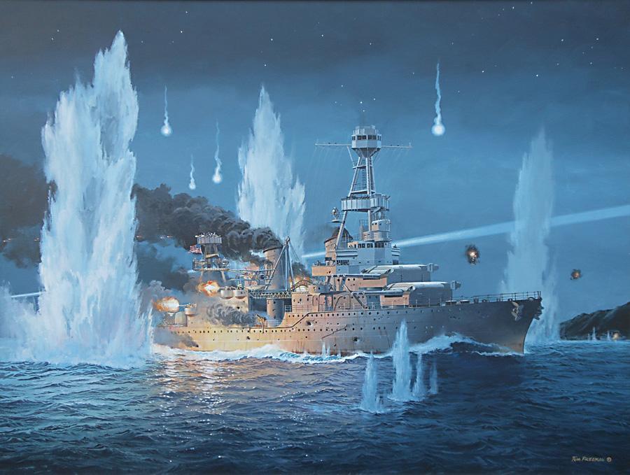 USS Houston Sunda Strait