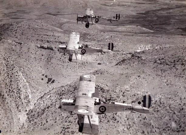 DH9soveriraq1920 30 Sqn