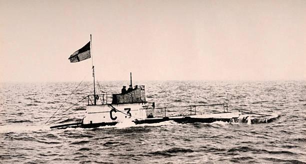 Zeebrugge HMS C3 2